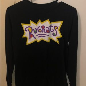 Rugrats long sleeve tee!